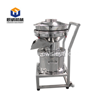 fruit juice 450 type vibrating filter sieve screen