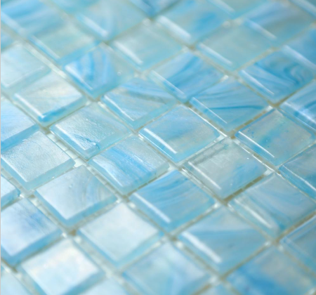 Shower Room Glass Mosaic Craft Tiles