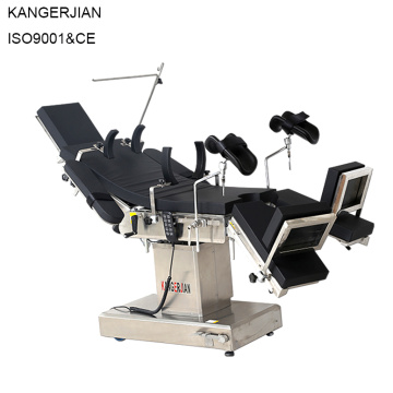Medical Emergency Room Equipment Operating Surgical Table