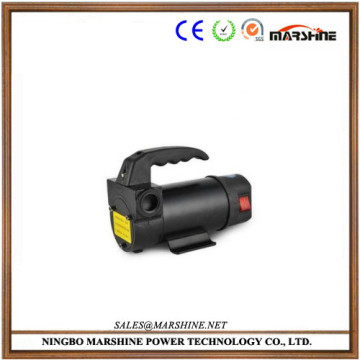 DC oil self priming pump