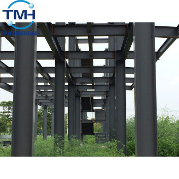 unique design structural steel prefab warehouse building