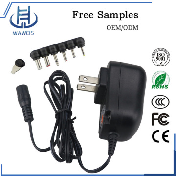 Ac adapter 12w universal power adapter