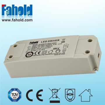 40W Led Conductor Constante Corriente PF 0.95