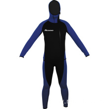 Front Zipper Hooded wetsuit