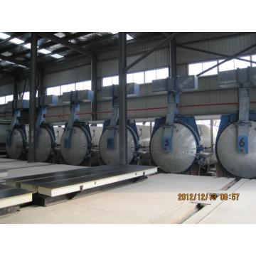 AAC Production Line AAC autoclave