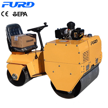 700kg Road Roller with Vibrator Drum