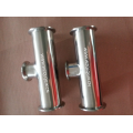 Stainless Steel Sanitary Special Reducer Clamped Tee