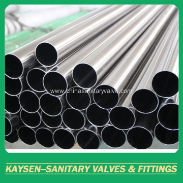 Sanitary Pipe Tube SMS Welded Stainless steel