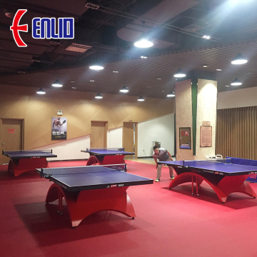 ITTF international game room table-tennis court floor
