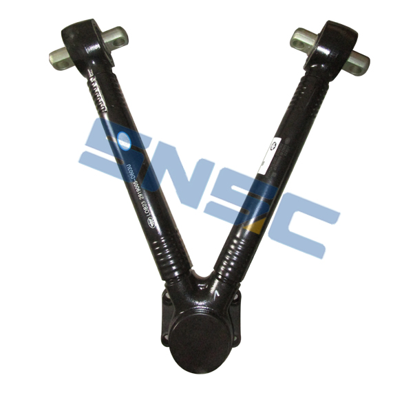 2919005-D603U Upper reaction rod with rubber joint