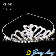 Hair Jewelry Crystal Wedding Tiaras Cheap