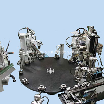 Cosmetic automatic assembly machine