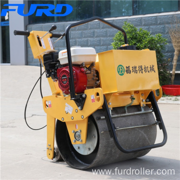Variable Speed 285kg Mini Single Drum Asphalt Roller for Sale