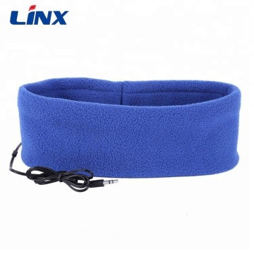 Soft Sleeping Headphone Sports Headphone Headset