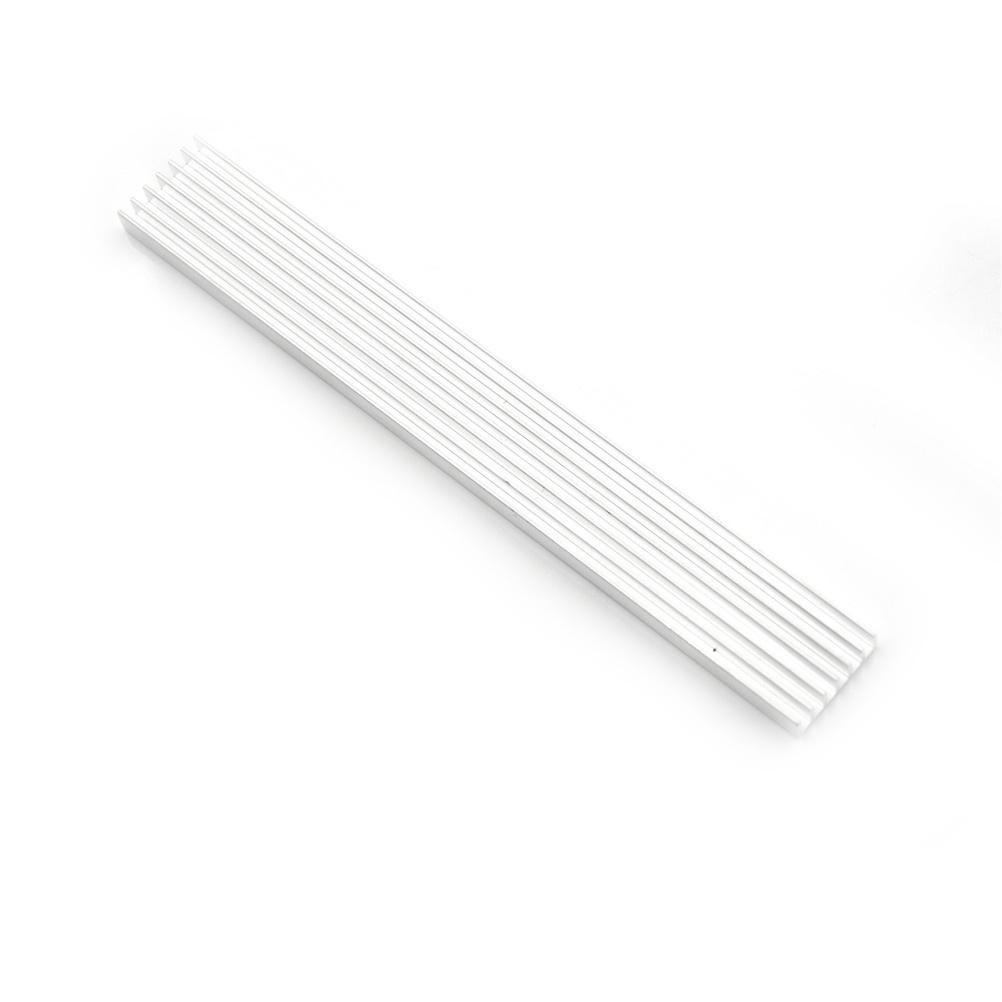 150*20*6mm Heat Sink Cooler Aluminum Heat Sink Radiator Cooler for Computer Cooling Accessories