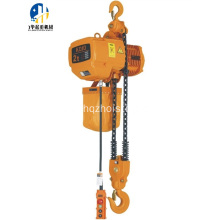 Koio Electric Chain Hoist with Engine Platform