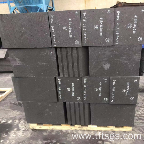 High Density 30% graphite Russian side block
