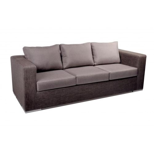 Waterproof Teslin and Olefin fabric outdoor sofa