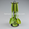 kitchen essential utensils nylon cooking accessories set