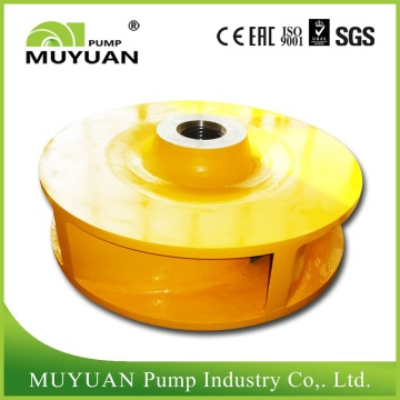 Wear Resistant  Horizontal Slurry Dredge Pump Impellers