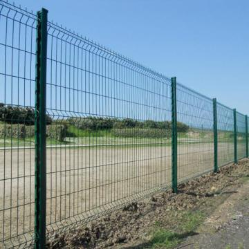 Fence 3d models wire mesh security panel