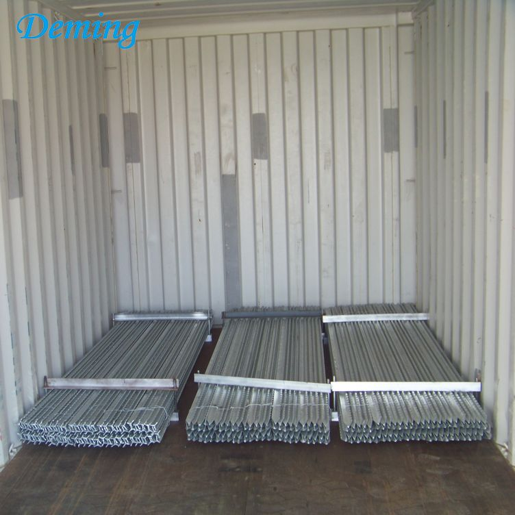 Factory Direct Sale Steel Fence T Post Y Post