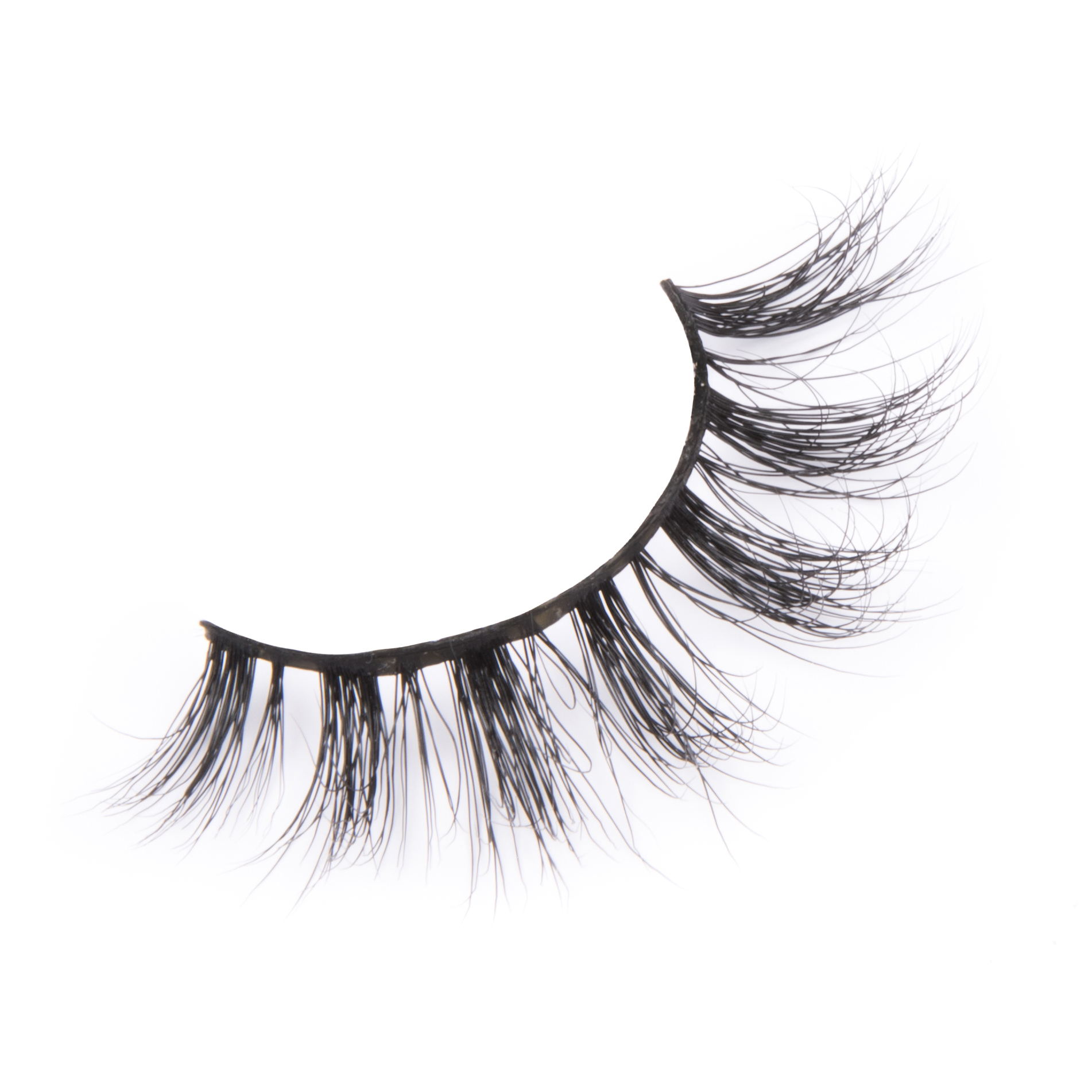 Natural Looking 3d Silk False Eyelashes