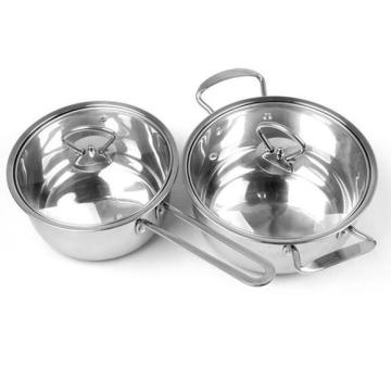 4PCS Stainless Steel Cookware Set