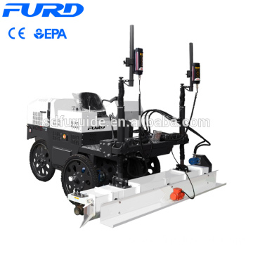 Vibratory Concrete Laser Screed Leveling Machine for Sale Fjzp-200