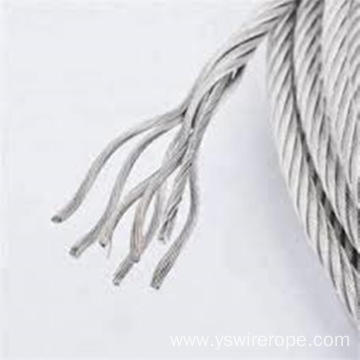 Multi Strand Wire Rope 7X19 20mm-50mm