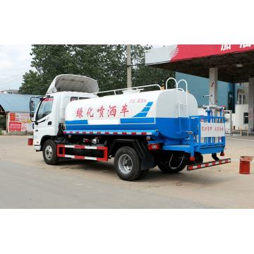 Brand New Cheap Price FOTON 5000litres water truck