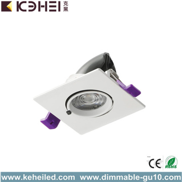 12W 75mm Cut Out LED Trunk Downlight CREE