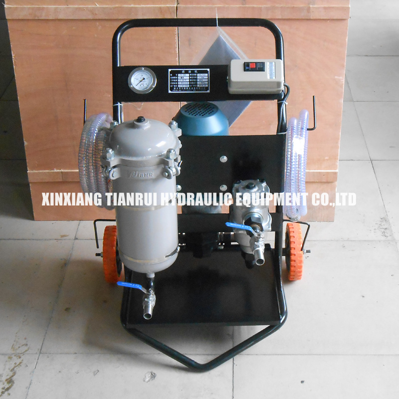 Oil filter machine(1)