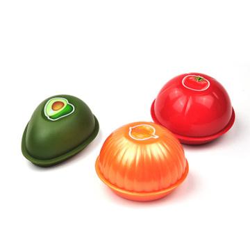 Kitchen Avocado Tomato Onion Saver Food Crisper Storage Box Fruit Vegetable Container Keep Fresh Kitchen Accessories