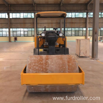 Combination Roller, Smooth Drum and Tires (FYL-D203)