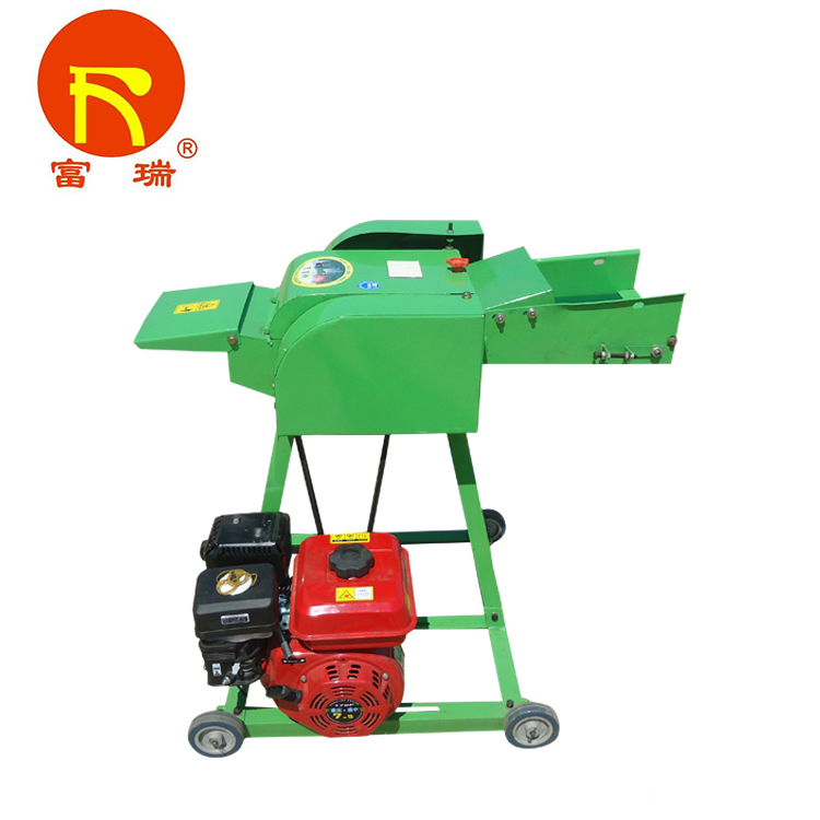 Wet And Dry Diesel Chaff Cutter Machine