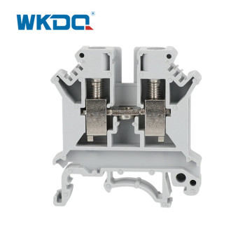 Screw DIN Rail Terminal Blocks