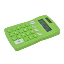 Dual Power 8 Digit Calculator