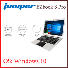 "Jumper EZbook 3 Pro Laptop Intel J3455 6GB 64GB 13.3"" IPS Screen Notebook 2.4G/5G WiFi with M.2 SATA SSD Slot"