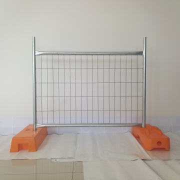 Welded Wire Temporary Fence Support