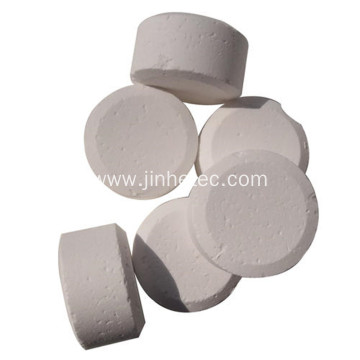Piscina Disinfection Chemicals Chlorine Tablets TCCA 90%