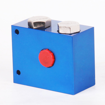 DTP series Custom Hydraulic Flow Divider Valve