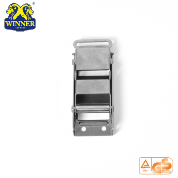 2 Inch Stainless Steel Overcenter Buckle