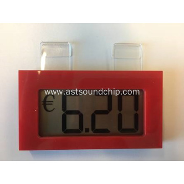 digital electronic price label