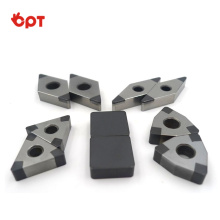 Economic mini PCBN insert Tipped CBN milling insert