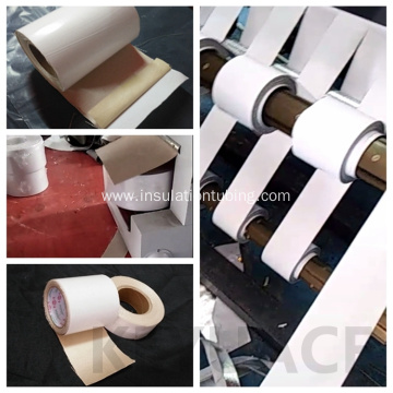 Heat Resistant High Silica Self- adhesive Fireproof Tape