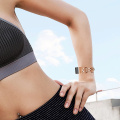 Replacement bracelet Luxury stainless steel Quick Release Wrist strap for Fitbit Charge 2 smart watch band classic Accessories