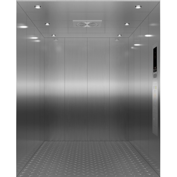 Commercial supermarket Cargo Elevator with 5 tons