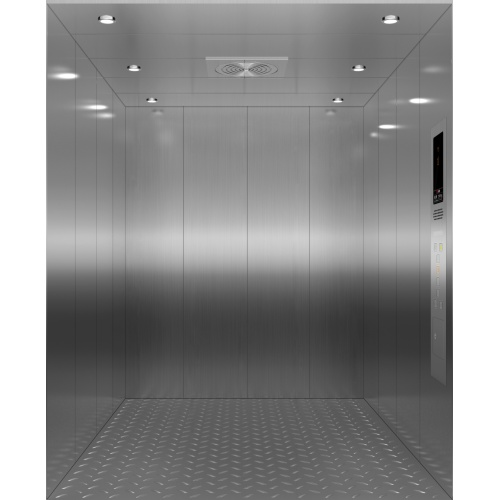 Commercial mall supermarket Cargo Elevator with 5 tons