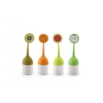 Food Grade Colored Silicone Tea Infuser
